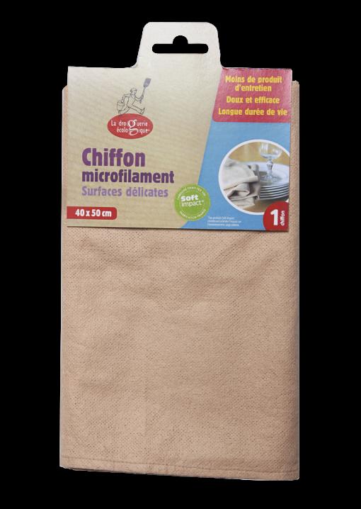 Chiffon Microfilament Surfaces Délicates - La Droguerie Ecologique 1