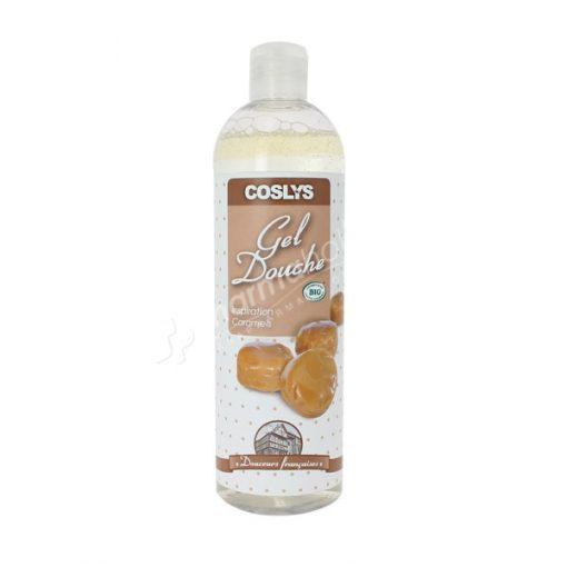 Gel Douche Inspiration Caramel Bio - 500ml - Coslys 1