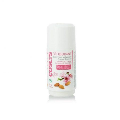 Déodorant Fraicheur Veloutée Bio - 50ml - Coslys 1