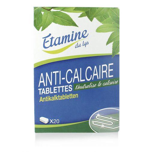20 Tablettes Anti-Calcaire - Etamine du Lys 1