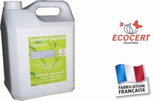 Lessive Liquide Ecologique 5 litres - Cellande 4