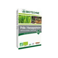 Prêle / Harpago AB 20 ampoules - Biotechnie 2