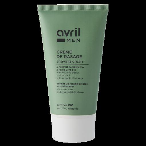 Crème de Rasage Bio - 150ml - Avril 1