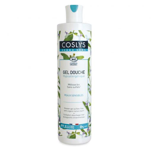 Gel Douche Mélisse Haute tolérance Bio - 380ml - Coslys 1