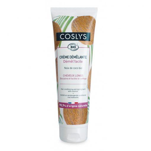 Crème Démêlante Spéciale Cheveux Longs Bio - 250ml - Coslys 1