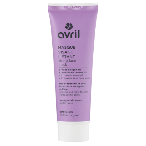 Masque Visage Liftant Bio - 50ml - Avril 1