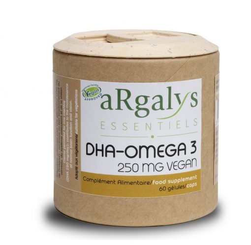 Argalys Essentiels DHA Omega 3 Vegan 1