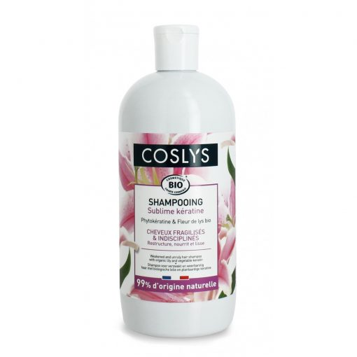 Shampoing Cheveux Fragilisés et Indisciplinés Bio - 500ml - Coslys 1