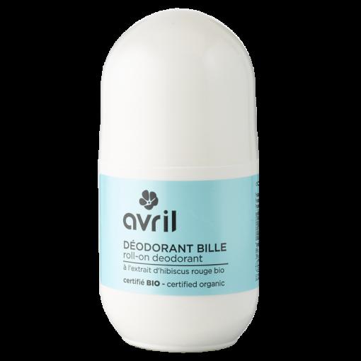 Déodorant Bille Bio - 50 ml - Avril 1