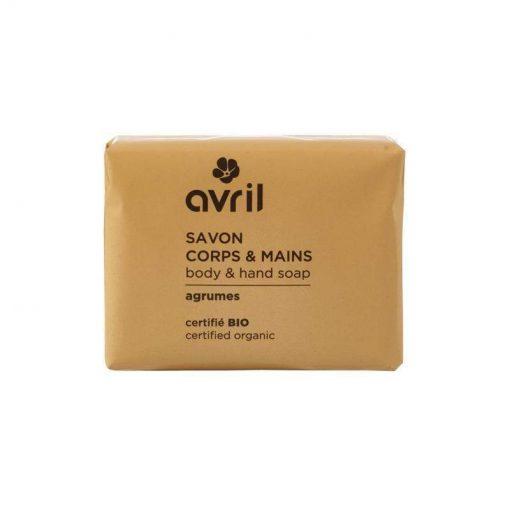 Savon Corps & Mains Agrumes Bio - Avril 1