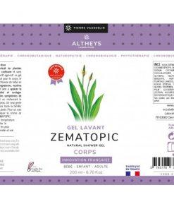 Crème de Soin Corps Peaux Atopiques - 200ml - Elatium - Zematopic - Altheys 8