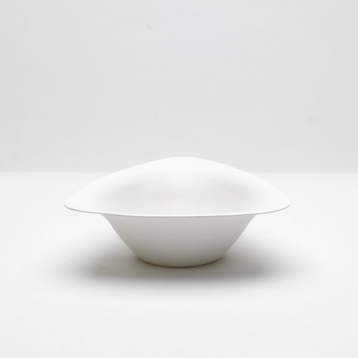 Bol Blanc en Canne à Sucre - 600ml - Gamme Trigon - Crokus 1