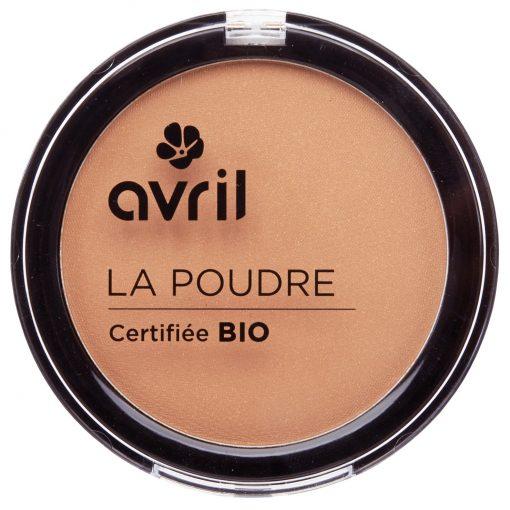 Poudre Bronzante Caramel Doré Bio - Avril 1