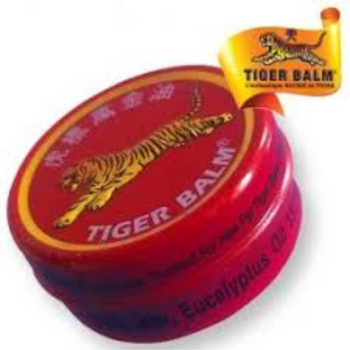 Tiger Balm blanc effet froid 11 % camphre - 4 grammes - Tiger Balm 1