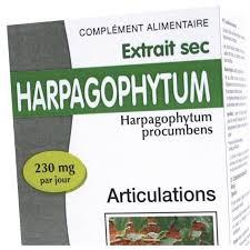 Extrait sec Harpagophytum AB - 60 comprimés - Biotechnie 1