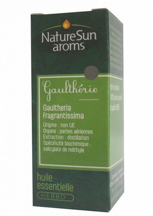 GAULTHERIE - Gaultheria fragrantissima ou Gaulthria procumbens - 30 ml - NatureSunAroms 1
