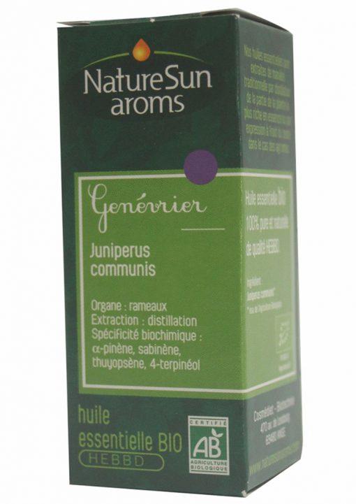 GENEVRIER - 10 ml - Juniperus communis rameaux - NatureSunAroms 1
