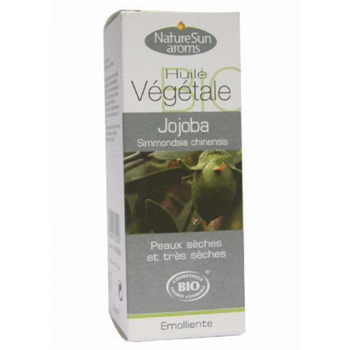 Jojoba Bio huile végétale - Simmondsia chinensis - 50 ml - NatureSunAroms 1