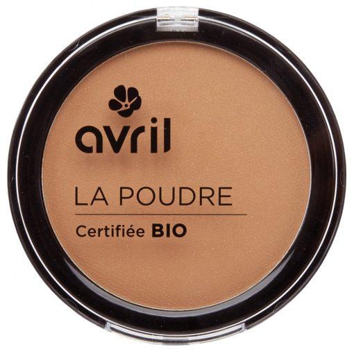 Poudre Bronzante Ambrée Bio - Avril 1