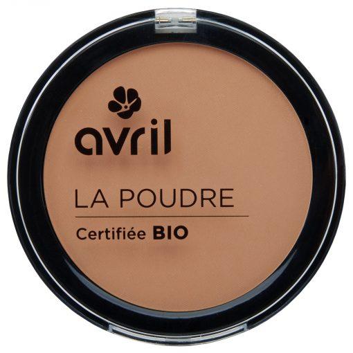 Poudre Compacte Abricot Bio - Avril 1