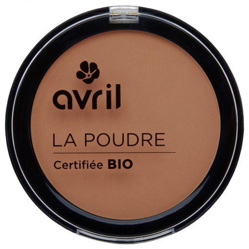 Poudre Compacte Cuivrée Bio - Avril 1
