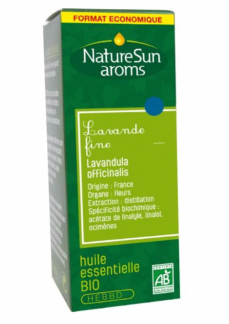 LAVANDE FINE - Lavandula officinalis - 10 ml - NatureSunAroms 1