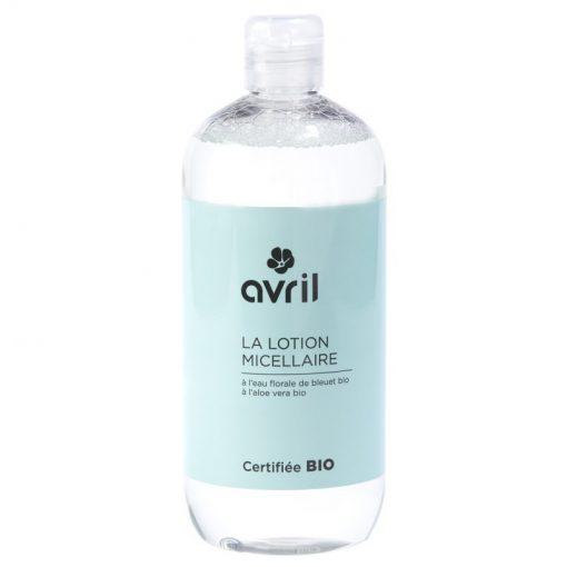 Eau Micellaire Bio - 500ml - Avril 1