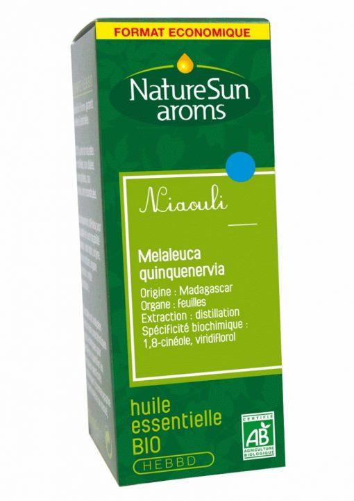 NIAOULI - Melaleuca quinquenervia - 30 ml - NatureSunAroms 1