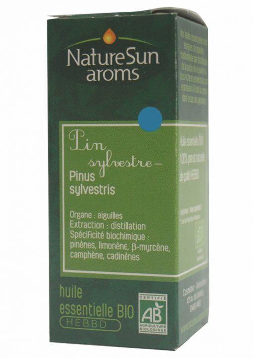 PIN SYLVESTRE - Pinus sylvestris - 10 ml - NatureSunAroms 1