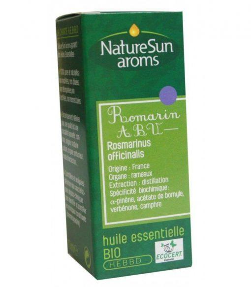 ROMARIN ABV - Rosmarinus officinalis -10 ml - NatureSunAroms 1