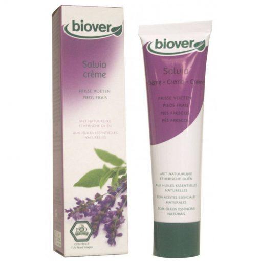 Salvia Crème de Soin pour les Pieds - 30ml - Biover 1