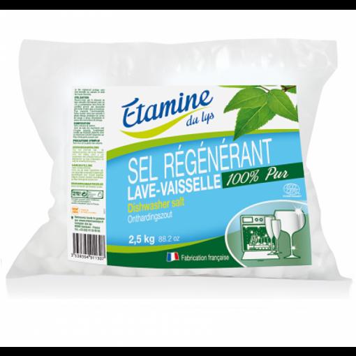 Sel Régénérant - 2.5kg - Etamine du Lys 1