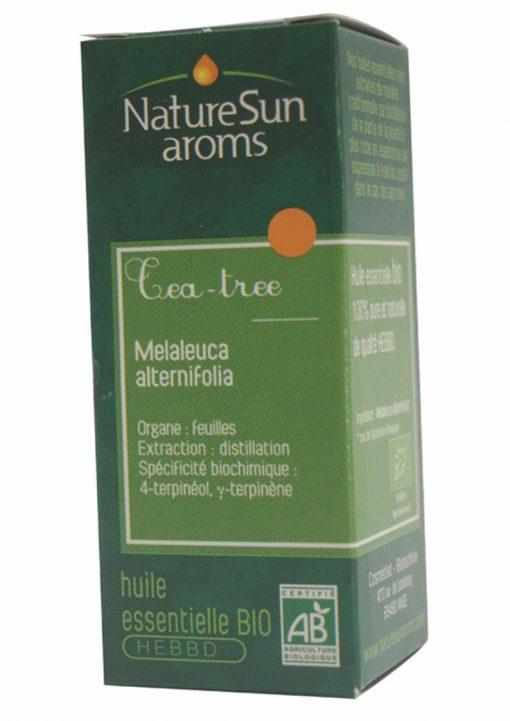 TEA TREE - Melaleuca alteifolia - 10 ml - NatureSunAroms 1