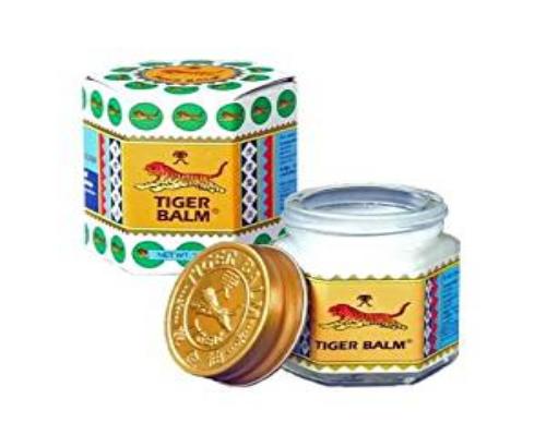 Tiger Balm White 19.4 grammes 25% camphre - Tiger Balm 1
