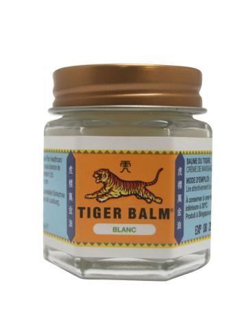 Tiger Balm effet froid pot blanc -19 g- 1