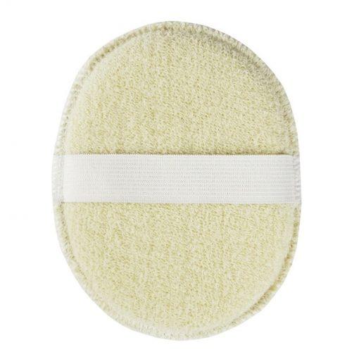 Eponge visage en coton bio 1