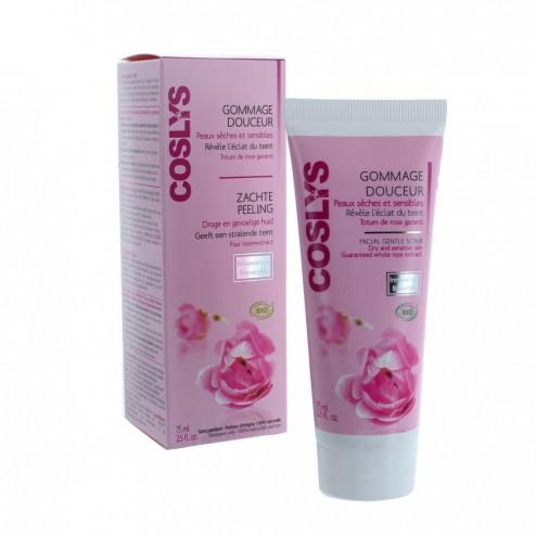 Tendre gommage crème - Bio - 75ml - Coslys 1