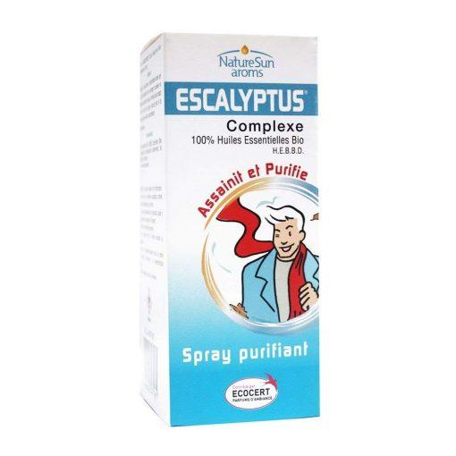 Naturesun aroms - Escalyptus spray biologique - 50 ml vaporisateur - NatureSunAroms 1