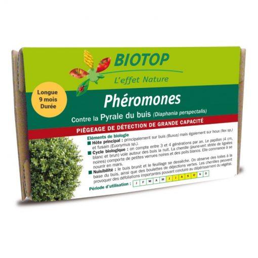 Phéromone Pyrale du Buis - Biotop 1