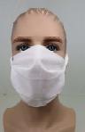 Masque barrière à plis - LAVABLE 10 fois - fabrication française 2