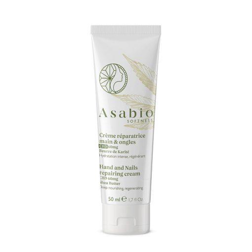 Crème réparatrice mains et ongles 30 ml ASABIO 1
