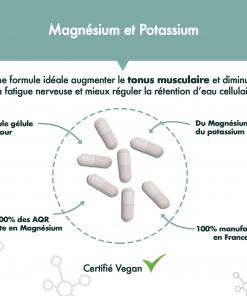 Magnésium + Potassium aRgalys 5
