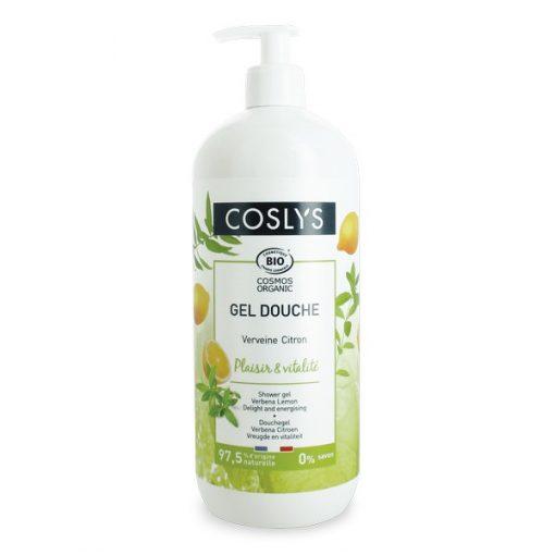gel douche verveine citron