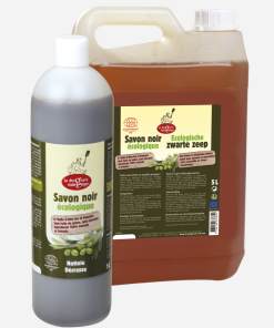 Savon noir pignons olive origine France 1 litre