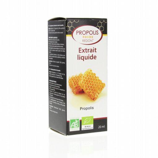 Extrait Liquide Propolis Bio - 20ml - Redon 1