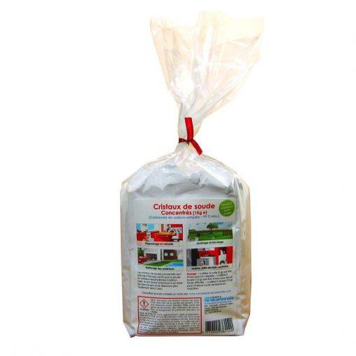 Cristaux de Soude - 1kg - Cie Bicarbonate 1
