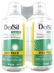 Dexsil Original Silicium Organique Solution Buvable Lot de 2 x 1 L - Dexsil 1