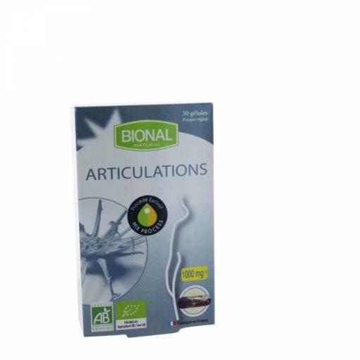 Microgranules Articulations AB - 30 gélules - Bional 1