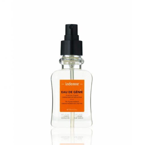 EAU DE GÉNIE Tonique et Micro Exfoliante Sans Alcool Bio - 135ml - Indemne 1