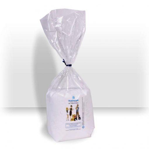 """Bicarbonate de Sodium Alimentaire Grains Fins en Sachet """"Open-Up"""" - 1kg - Cie Bicarbonate 1"""
